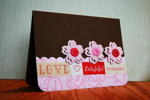 *Love* card