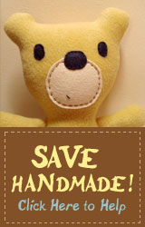 Save Handmade Toys
